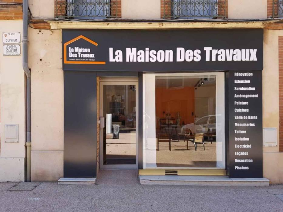 La Maison Des Travaux Toulouse Centre