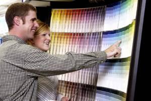Choisir la couleur de la peinture de son appartement à Boulogne-Billancourt