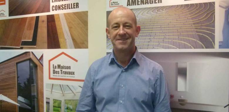 Didier Largy - Courtier en travaux Vannes