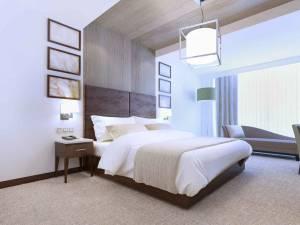 Rénovation des chambres d'un hôtel à Boulogne Billancourt