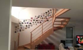 Offrez-vous un escalier sur mesure