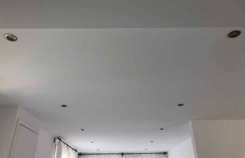 Rénovation d'un plafond (91)