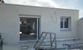 La Maison Des Travaux de Pau réalise une extension à Monein
