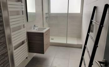 Comment installer une douche à Paris 15 ?