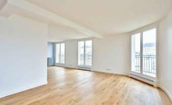 Aménagement d'un appartement à Paris étoile