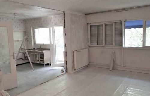 Rénovation Appartement Lyon 3 - Travaux en cours