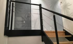 Rénovation escalier en bois à Nantes et Cholet