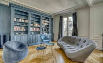 Remplacer le sol d'un appartement à Paris 8
