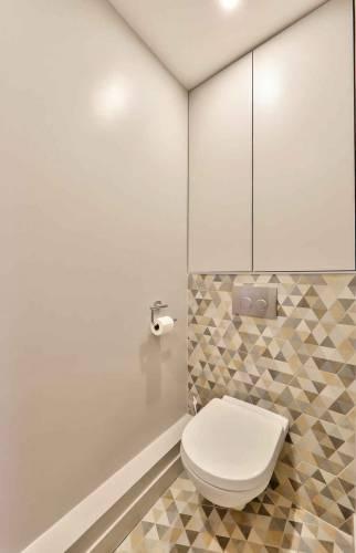rénovation d'un appartement Paris - WC
