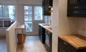 Rénovation cuisine appartement Esssonne