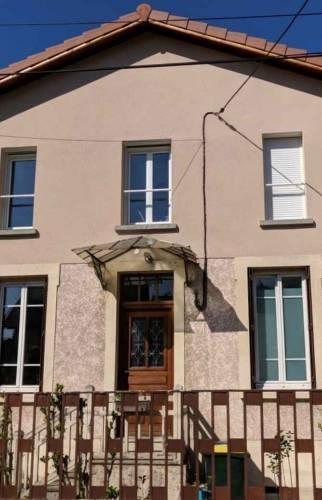 Surélévation d'une Maison - Lyon / Bron