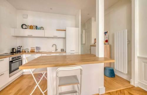 Rénovation Appartement Lyon 6  - Après Travaux