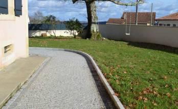 Rénover un jardin d'une maison à Belfort