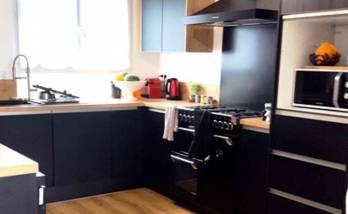 Rénovation d'une cuisine à Cravanche