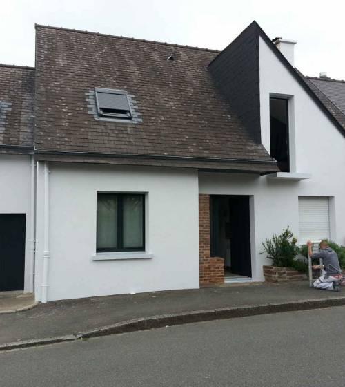 Rénover la façade de sa maison à Belfort