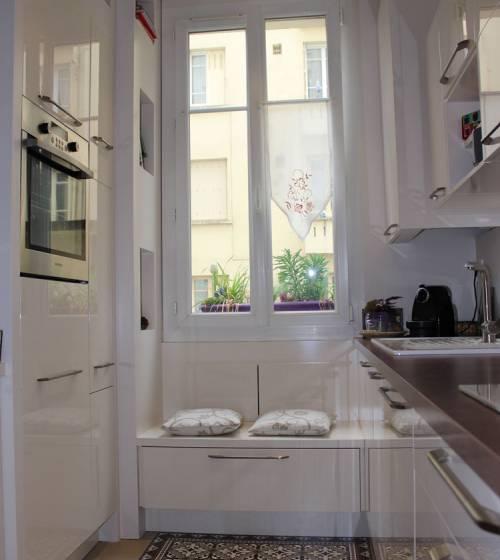 Rénovation d'une cuisine à Paris 15