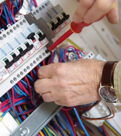 Remise aux Normes électrique d'une habitation à La Romagne (49)