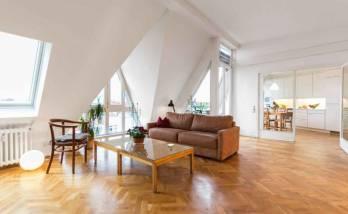 Rénovation d'un appartement au dernier étage d'un immeuble de Paris (75)