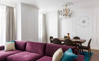 Aménager un salon à Paris 8