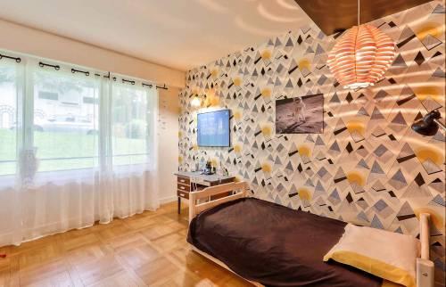 rénovation d'un appartement Paris - chambre
