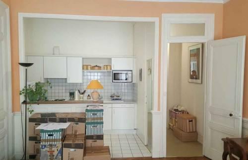 Rénovation Appartement Lyon 6  - Avant Travaux