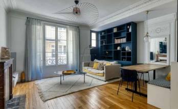 Comment aménager un appartement à Paris étoile ?