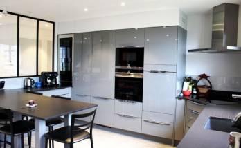 Installer un four dans une cuisine à Paris 15
