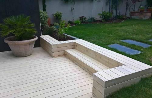 chantier aménagement nouveau bassin piscine