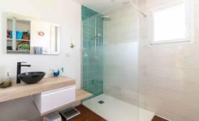 Rénovation d'une salle de bains à Granville (50400)