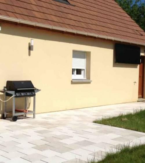 Rénover le sol d'une terrasse à Belfort