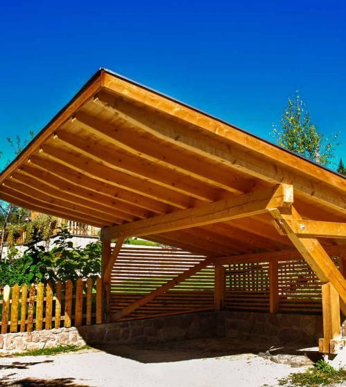 Construire un garage bois dans le 90