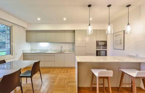 rénovation d'un appartement Paris - cuisine