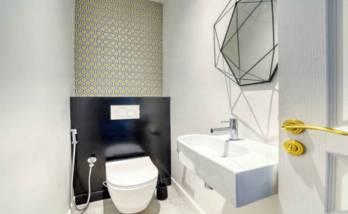 Décorer des toilettes à Paris étoile