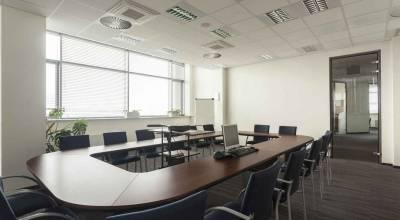 salles de réunion dans un espace de co-working
