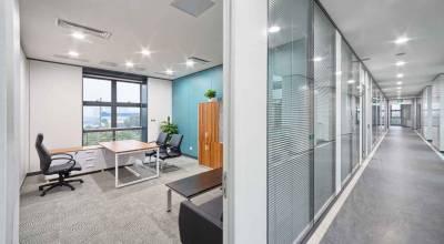 Isolation phonique des bureaux