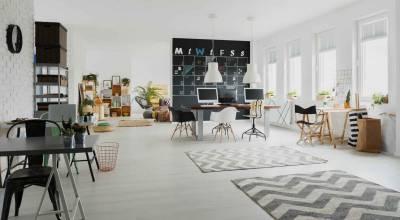 Aménager vos bureaux dans un appartement