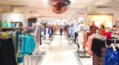 Système d'alarme dans votre magasin