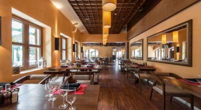Agencement et décoration de restaurant