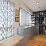 aménagement d'un dressing dans un petit espace Cholet 49300