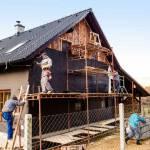 travaux d'isolation thermique par l'extérieur dans les Mauges , Cholet 49300