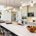 aménagement d'une cuisine ouverte lumineuse Cholet ( 49 300 )