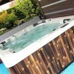 installation d'un spa sur terrasse Cholet 49300