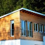 surélévation bois maison